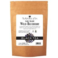 Wild Blueberry Fair Trade Certified