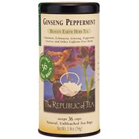 Ginseng Peppermint