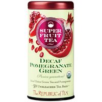 Pomegranate Decaf Green Tea