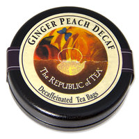 Ginger Peach Black Decaf