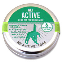 Get Active&#0153 - Herb Tea for Endurance