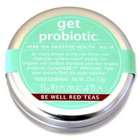 get probiotic - No. 18 Herb Tea for Digestive Health