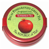Pomegranate Decaf Green
