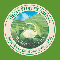 People's Green Decaf Single Overwrap