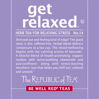 get relaxed No.14 Single Overwrap