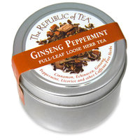 Ginseng Peppermint Full Leaf