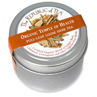 Organic USDA Temple of Health Full Leaf