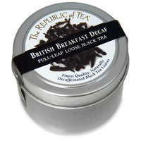 British Breakfast Decaf Full Leaf