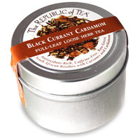 Black Currant Cardamom Full-Leaf