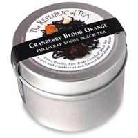 Cranberry Blood Orange Full-Leaf Loose Black Tea