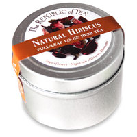 Natural Hibiscus Full-Leaf Loose Herb Tea
