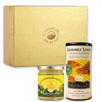 Custom Tea & Honey Gift