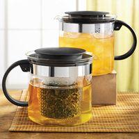 Bistro Nouveau Teapot