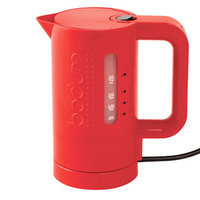 Mini Red Electric Kettle