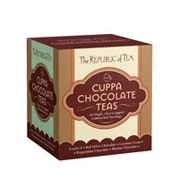 Cuppa Chocolate Tea® Sampler Cube