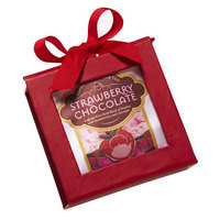 Strawberry Chocolate Assortment Gift Box