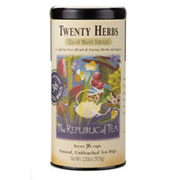 Twenty Herbs Tea