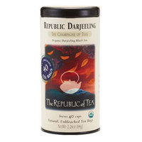 Organic Republic Darjeeling Black Tea Bags