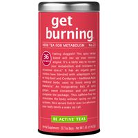 Get Burning™ - Herb Tea for Metabolism