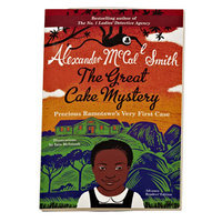 The Great Cake Mystery Paperback Children's Book
