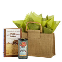 Speedy Motors Breakfast Tea and Book Gift Set
