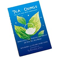 Tea Chings Book
