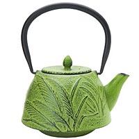 Greenbush Teapot