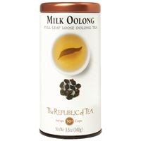 Milk Oolong Full-Leaf