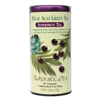 Decaf Açaí Green Tea Bags