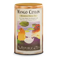 Mango Ceylon Copper Display Tin