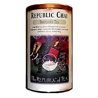 Republic Chai Copper Display Tin