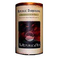 Republic Darjeeling Copper Display Tin