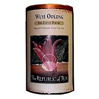 Wuyi Oolong Copper Display Tin