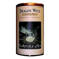 Dragon Well Copper Display Tin