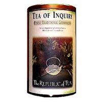 Tea of Inquiry Copper Display Tin