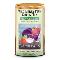 Wild Berry Plum Copper Display Tin