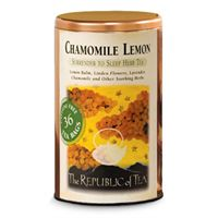 Chamomile Lemon Copper Display Tin