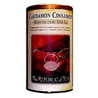 Cardamon Cinnamon  Copper Display Tin