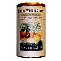Lemon Wintergreen Copper Display Tin
