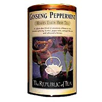 Ginseng Peppermint Copper Display Tin