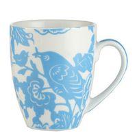 Sky Blue Bird Mug