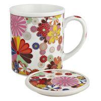 Kimono Blossom Mug