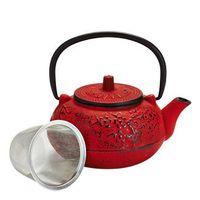 Red Osaka Teapot
