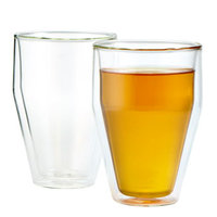 Torst Double Wall Glass Cups (Set of 6)