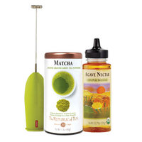 Matcha Latte Gift Set