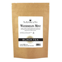 Watermelon Mint Black Tea Bags