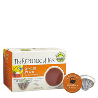 Ginger Peach Black Tea One Cuppa™