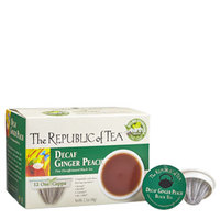 Decaf Ginger Peach Black Tea One Cuppa™