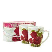 Rose Garden Mug Set