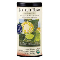 Jackfruit Honey Black Tea Bags